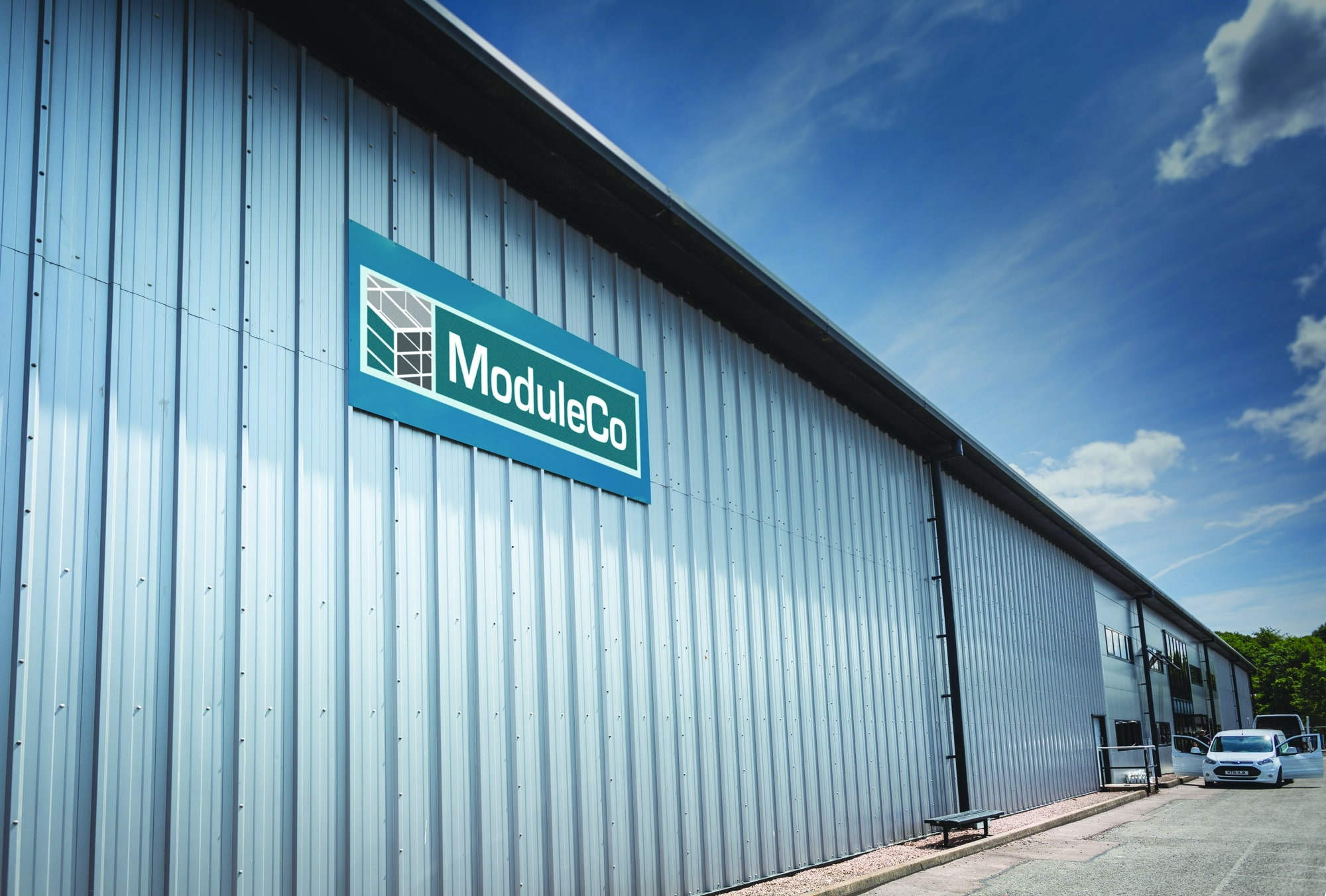 ModuleCo Off-Site Modular Factory Facility Image